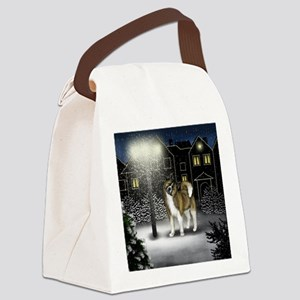WC BA copy Canvas Lunch Bag