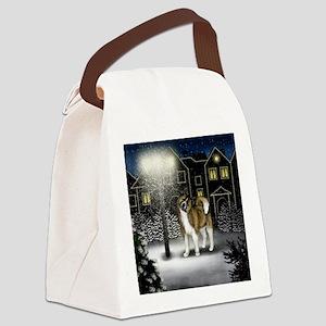 WC BA copy Canvas Lunch Bag
