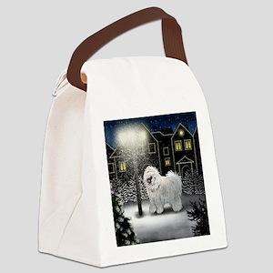 WC WPULI Canvas Lunch Bag