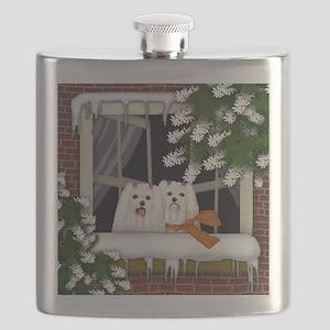 WW MALTESE Flask