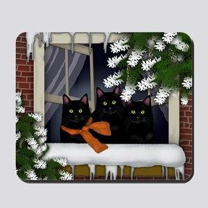 ww bcats copy Mousepad