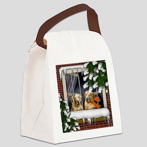 ww gr copy Canvas Lunch Bag