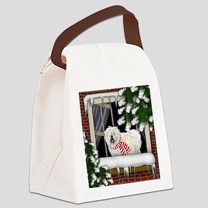 WW WP Canvas Lunch Bag