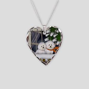 WW BF Necklace Heart Charm