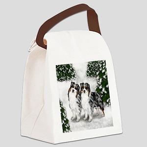 SF ASD Canvas Lunch Bag