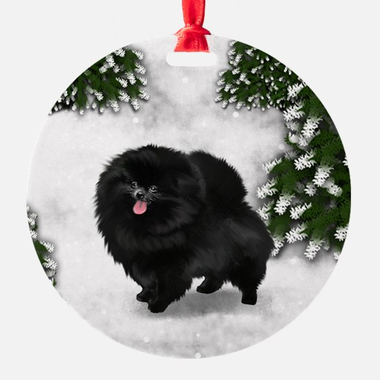 SF bpom Ornament