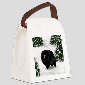 SF bpom Canvas Lunch Bag