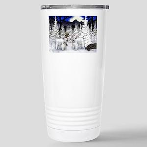 Ws w Stainless Steel Travel Mug