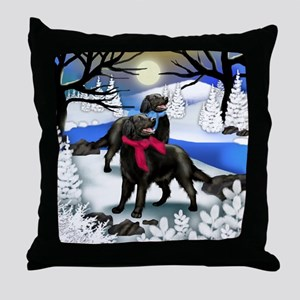 FR FCT Throw Pillow