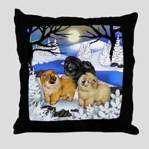 frccc Throw Pillow