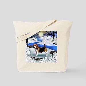 fr beagle Tote Bag