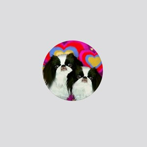 LOVE jc Mini Button