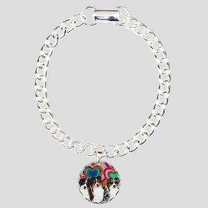 love asd Charm Bracelet, One Charm