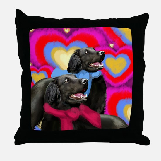 lovefcr Throw Pillow