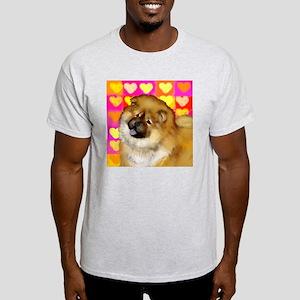 chow love copy Light T-Shirt