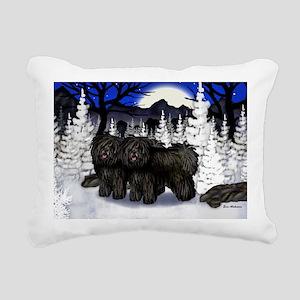fck Rectangular Canvas Pillow