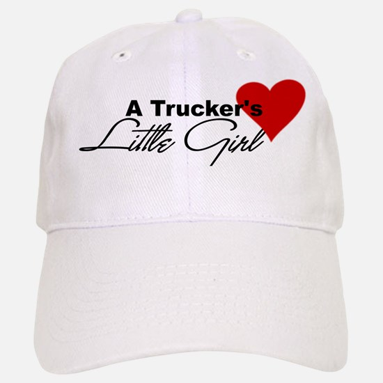 Trucker's Little Girl Baseball Baseball Cap