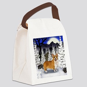 sgv Canvas Lunch Bag