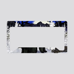 WN newfcopy License Plate Holder