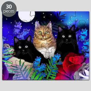 print cats Puzzle