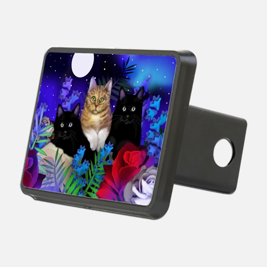 print cats Hitch Cover