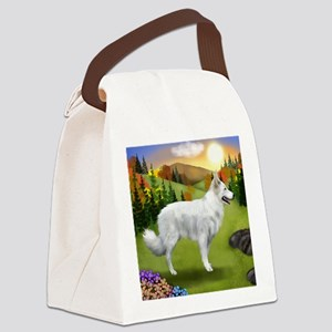 fall WGS Canvas Lunch Bag