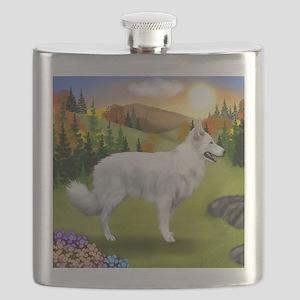 fall WGS Flask