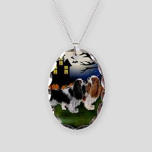 halp ckcs Necklace Oval Charm