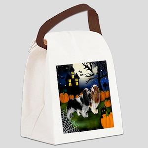 halp ckcs Canvas Lunch Bag