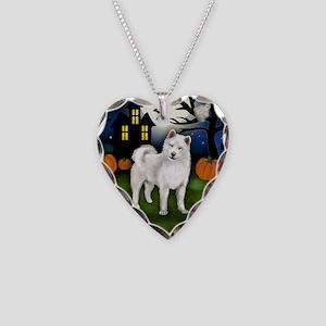 halp wa Necklace Heart Charm