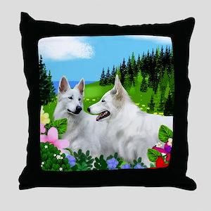 wgs m copy Throw Pillow
