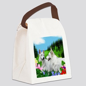 wgs m copy Canvas Lunch Bag