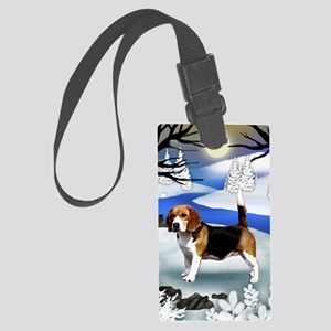 orn 21 Large Luggage Tag