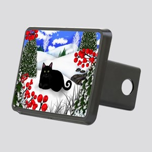 WB BCP Rectangular Hitch Cover