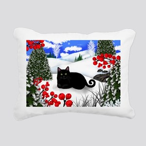 WB BCP Rectangular Canvas Pillow