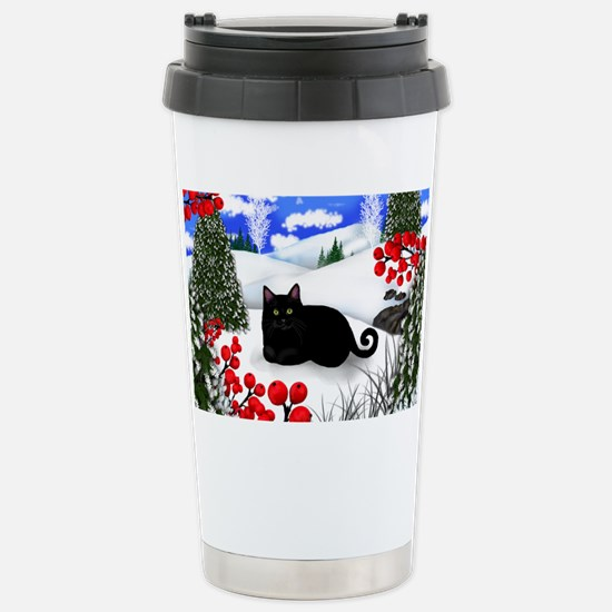 WB BCP Stainless Steel Travel Mug