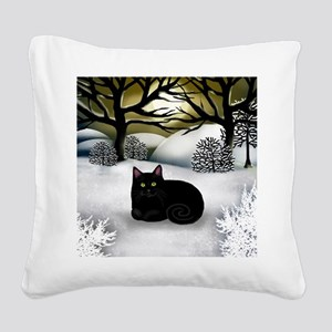 ws bc Square Canvas Pillow