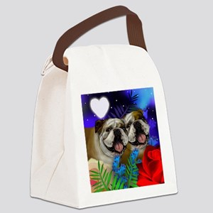 LN EB Canvas Lunch Bag