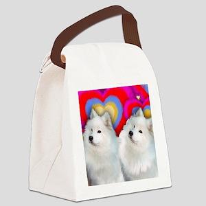SAM M Canvas Lunch Bag