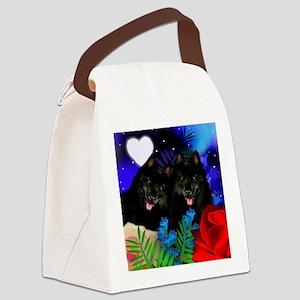LN SCHIPP Canvas Lunch Bag