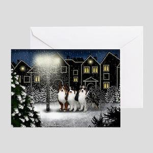 snowtown as Greeting Card