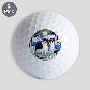 FROZENLAKE 2 2 Golf Balls