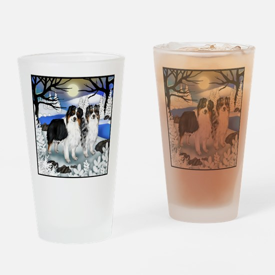 FROZENLAKE 2 2 Drinking Glass