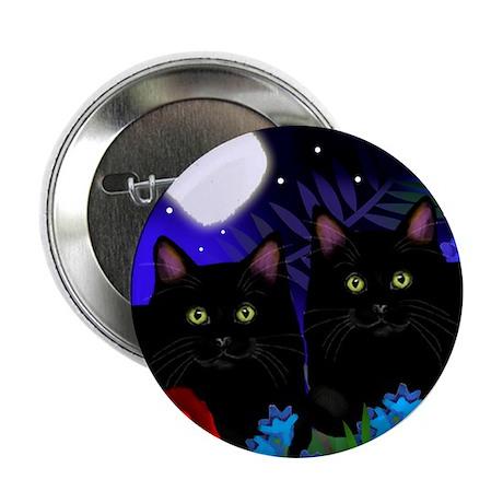 "black cats 2.25"" Button"