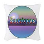 Zacatecas Woven Throw Pillow