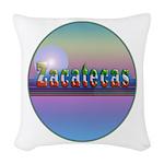 Zacatecas Woven Throw Pillow