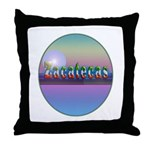 Zacatecas Throw Pillow