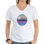 Zacatecas Women's V-Neck T-Shirt