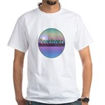 Zacatecas White T-Shirt