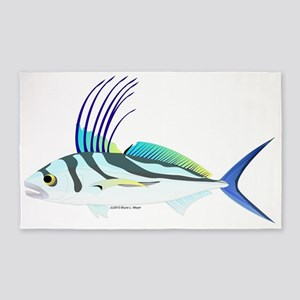 Roosterfish CC 3'x5' Area Rug